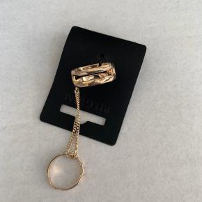 Super fin ring, der kan justeres i størrelsen.     #30dayssellout