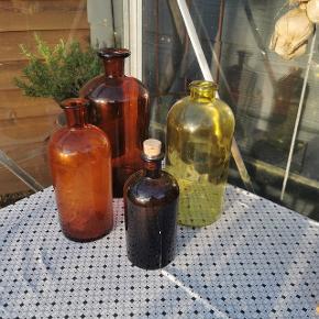 Retro flasker Fra 30kr Spørg til pris