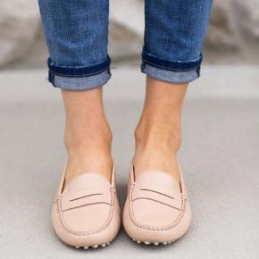 Tod's loafers i nude str 39
