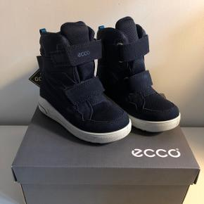 Blå ECCO Goretex vinterstøvler str.27 Helt nye med mærke