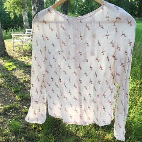 Baum und Pferdgarten skjorte