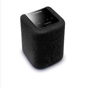 Yamaha WX-010 trådløs multirumshøjtalere. Købt i sommeren 2017.  Nypris: 3299,- samlet Din pris: 1600,- samlet  Fungerer alene eller med flere musicCast enheder. Kobles på Bluetooth og WiFi, samt fungerer direkte med Spotify.