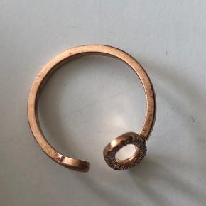 KØB I DAG 11.11 til special pris...Rose gold 18 kt. ring med pink safir fra Wille Jewellery (Danish Design) str. 54... fantastisk smuk 🌸