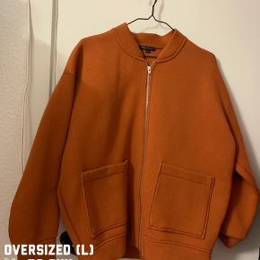 It is an oversized jacket.