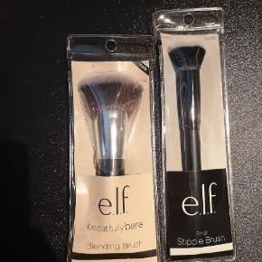 To helt nye børster fra elf. Prisen er for begge to