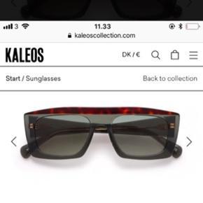Sælger solbriller