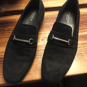 Lækre loafers / flats fra Vagabond str 38. Brugt i to timer, så er som nye. Nypris 800,-