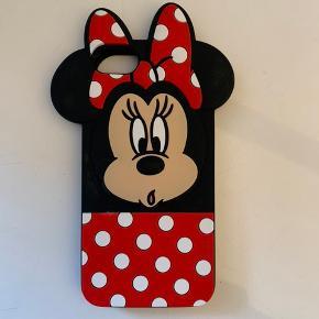 Disney Minnie Mouse cover til iPhone 7/8. Prisen er ekskl. forsendelse.