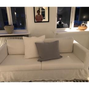 Fin hvid Tine K sofa, kom med et bud :)