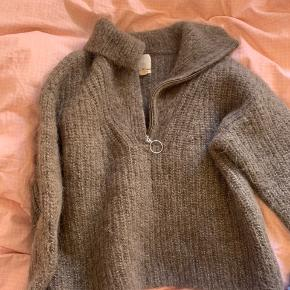 Dejlig varm trøje - helt udsolgt på hms hjemmeside