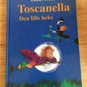 Toscanella den lille heks -fast pris -køb 4 annoncer og den billigste er gratis - kan afhentes på Mimersgade 111 - sender gerne hvis du betaler Porto - mødes ikke andre steder - bytter ikke