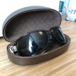 Rare Gucci sunglasses. Case has a lot of damage but the sunglasses are still in good condition. No OG