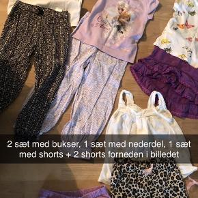 Pigetøj pakke sommertøj str 110/116 Flere billeder kan sendes