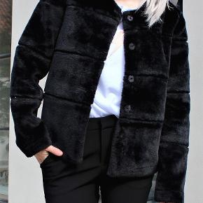 Neo Noir pels- & skindjakke