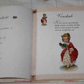 Skøn bog Roser er Røde - vers fra gamle poesibøger. En rigtig retro ting!