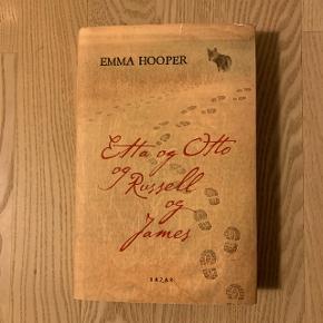 Etta og Otto og Russell og James af Emma Hooper. Hardback