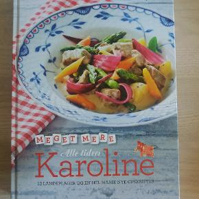 Alle tiders Karoline kogebog fra 2013