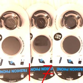 Pop socket og holder   1 for 35kr 2 for 60kr  Sender gerne😊
