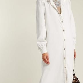 Cool denim kjole fra ganni - str 36