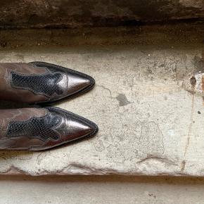 Merete Fonnesberg cowboystøvler str 36