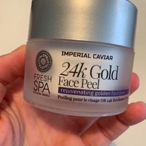 Nature siberica  Fresh spa  Gold maske   Der er frugtsyre i masken