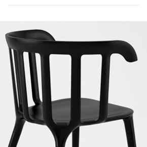 Ikea PS 2012 stole  2 stk haves, har stået ubrugt i kælder.  Nypris pr.stk 395kr  Samlet pris 400kr  Afhentes på Frederiksberg