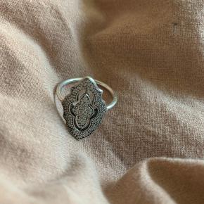 Sølvring fra Pandora Nypris 1000,-