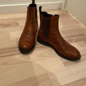 Smukkeste Chelsea boots fra Vagabond - brugt sparsomt.