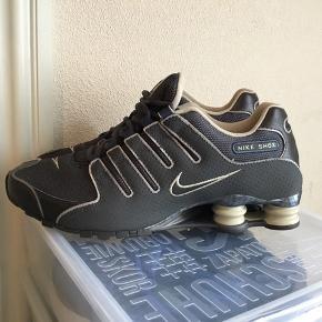 Nike Nike Shox R4 Par Sko Danmark • Opdage De Nyeste