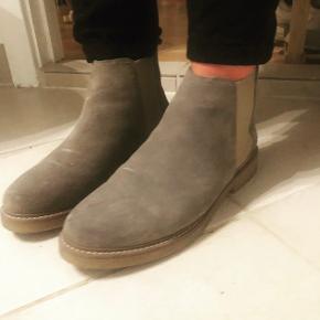Chelsea boots fra Bianco Ægte ruskind Størrelse 37 Nypris 1000