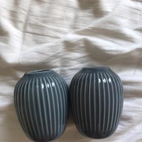 Sælger disse to smukke vaser. De fejler intet!💙 prisen er pr styk💙