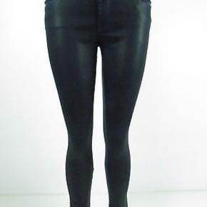 J brand super skinny coated steel jeans Størrelse 26. Længde 30 Nypris 2100