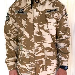 Desert camo jakke fra det Japanske mærke: Wtaps 🇯🇵  TJEK MINE ANDRE ANNONCER UD  - Sælger ud af garderoben