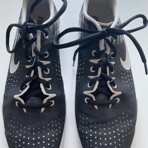 Nike sko, brugt til indendørsbrug, få gange