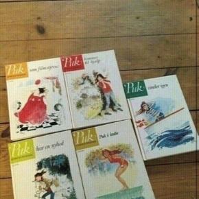 Puk bøger 20kr stykket  - fast pris -køb 4 annoncer og den billigste er gratis - kan afhentes på Mimersgade 111 - sender gerne hvis du betaler Porto - mødes ikke andre steder - bytter ikke