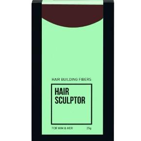 Æsken kun åbnet og testet af Sort hårfarve pulver.  Nypris 229