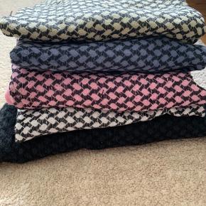 Fine Cecilie copenhagen bluser, har flere farver end på billedet. Brugt sparsomt