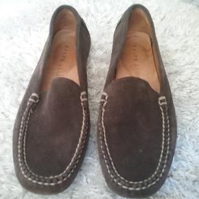 Fine loafers fra Ralph Lauren Polo. Byd