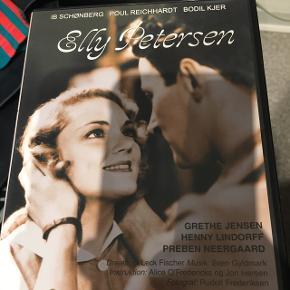Gammel dansk film - Elly Petersen