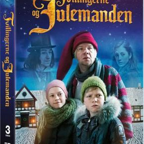 Julekalender 24/25 afsnit på DVD'er - Julestjerner - Absalons hemmelighed - Ludvig og julemanden  100kr/stk Sender gerne