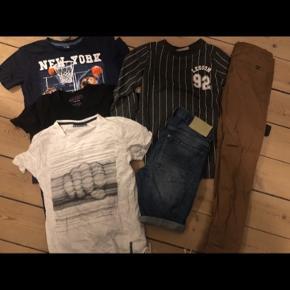 GARCIA tøjpakke