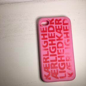 Kærlighed cover til iPhone 4