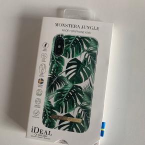Smukt cover fra Ideal of Sweden. Aldrig brugt, stadig i original indpakning. Til iPhone X og Xs. Kan afhentes i København og Odense eller afsendes med DAO🌸🌸