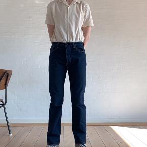 Levis skateboarding bukser str 30/30.  Der er stretch i dem, så de er meget gode at røre sig i.  De er i meget god stand.  200kr + fragt