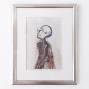Håndmalet kunst. Akvarel plakat. Sælger denne samt lignende. Skriv for interesse 😊
