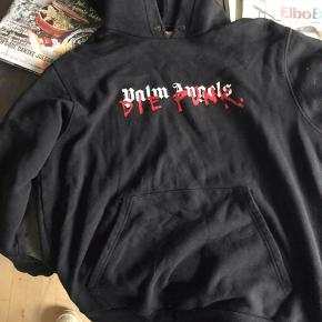 Palm angels die punk hoodie