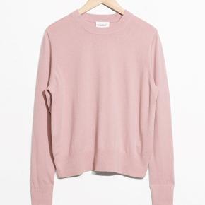 100 % cashmere sweater. Kun brugt få gange