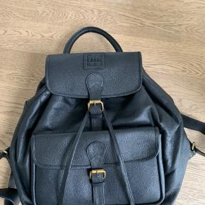 Meget lækker ny KAARE taske sælges - np: 1795 kr.  Ægte læder, BYD gerne