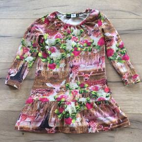 Molo Chanda kjole Deer str. 98/104 GMB uden huller/pletter. Mp. 85 kr