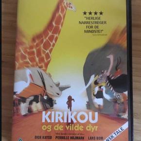 Kirikou og den mystiske dal dvd Prisen er fast, men ved køb af 4 annoncer er den billigste gratis. Ingen røg. Kan kun afhentes på min adresse på Mimersgade - ydre Nørrebro eller sendes med gls eller post nord